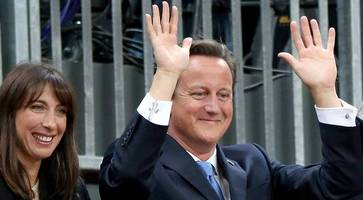 David Cameron faces claims he left Northern Ireland talks to attend Ibiza rave for wife Samantha's birthday