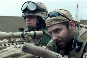 Bradley Cooper takes aim in new trailer for American Sniper