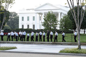 Duh! Panel suggests White House needs higher fences